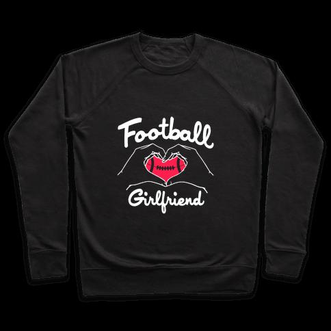 Football Girlfriend Pullover