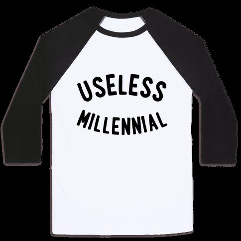 Useless Millennial