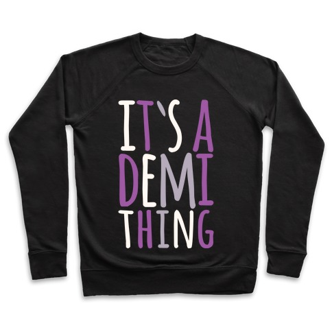 It's A Demi Thing Pullover