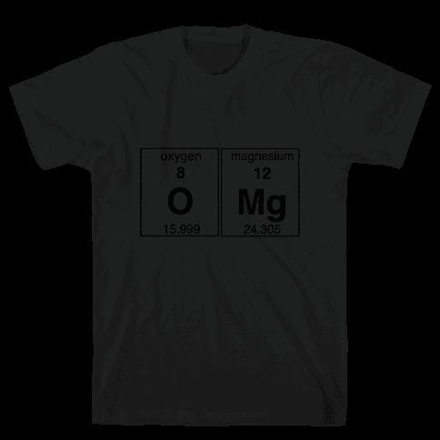 OMG Mens T-Shirt