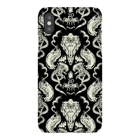 Alien Xenomorph Pattern Phone Case Phone Case