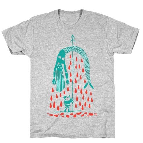 Mermaid Hunter T-Shirt