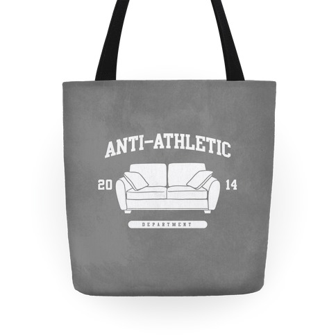 Anti Athletic Club Tote