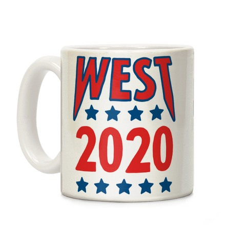 West 2020 Coffee Mug