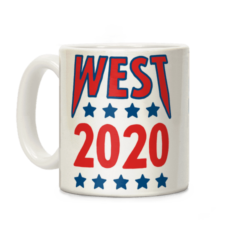West 2020 Coffee Mug
