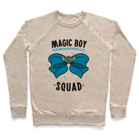 Magic Boy Squad (Blue) Pullover