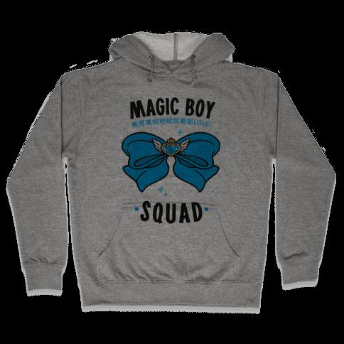 Magic Boy Squad (Blue) Hooded Sweatshirt