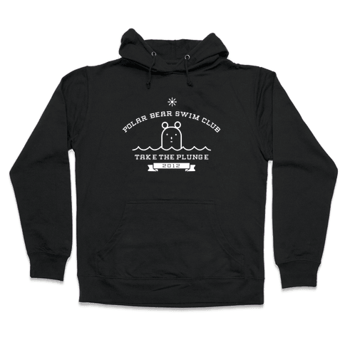Polar Bear Swim Club Hooded Sweatshirt