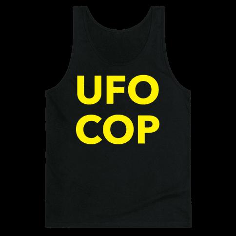 UFO COP Tank Top