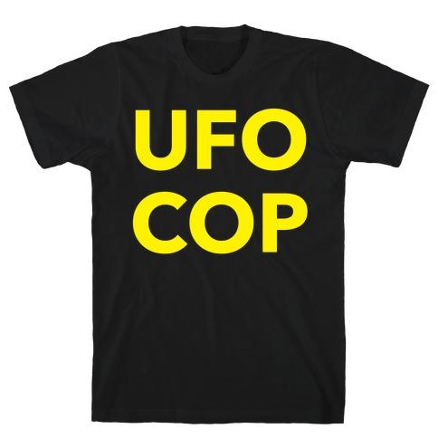 UFO COP T-Shirt