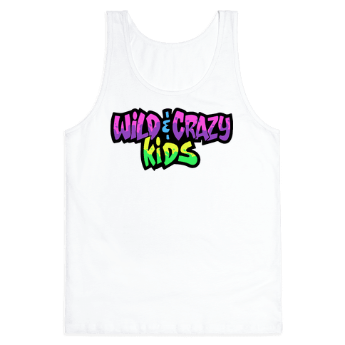 Wild & Crazy Kids Tank Top