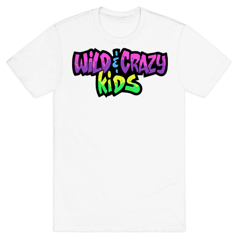 Wild & Crazy Kids Mens T-Shirt
