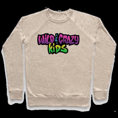 Wild & Crazy Kids Pullover