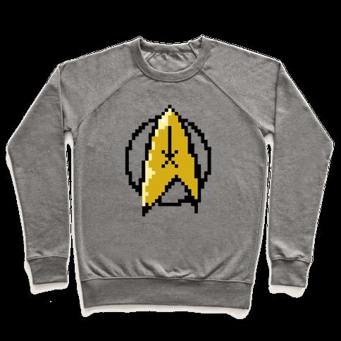 Star Trek 8-bit Pullover