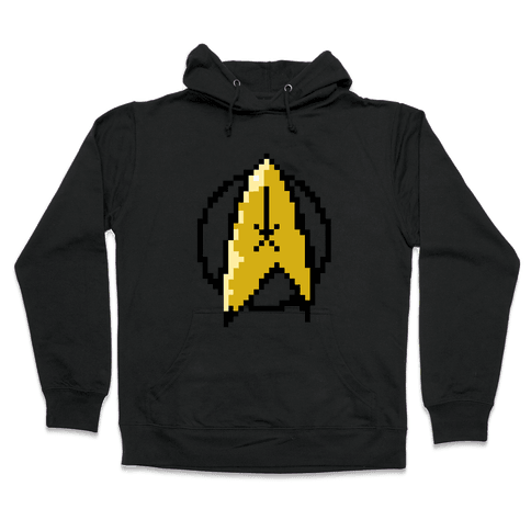Star Trek 8-bit Hooded Sweatshirt