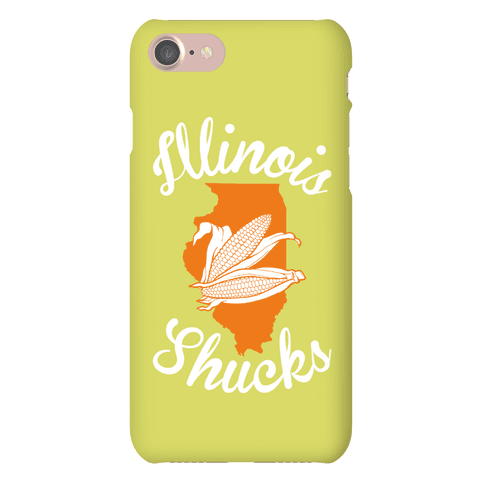 Illinois Shucks Phone Case