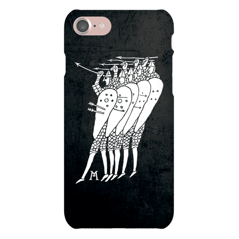 Spearmen Phone Case