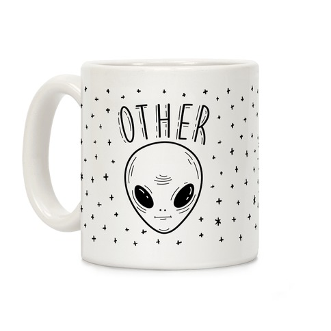 Other Alien Coffee Mug