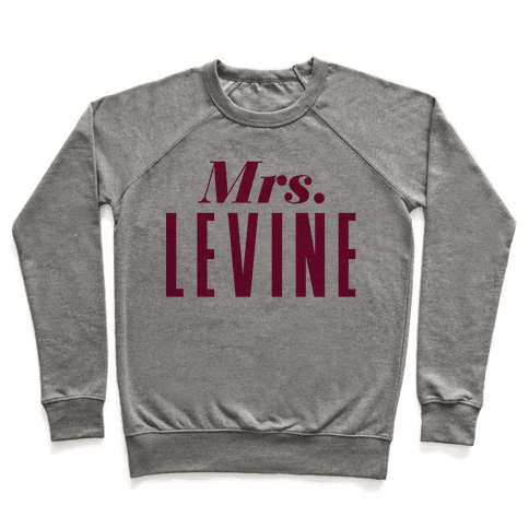 Mrs. Levine Pullover