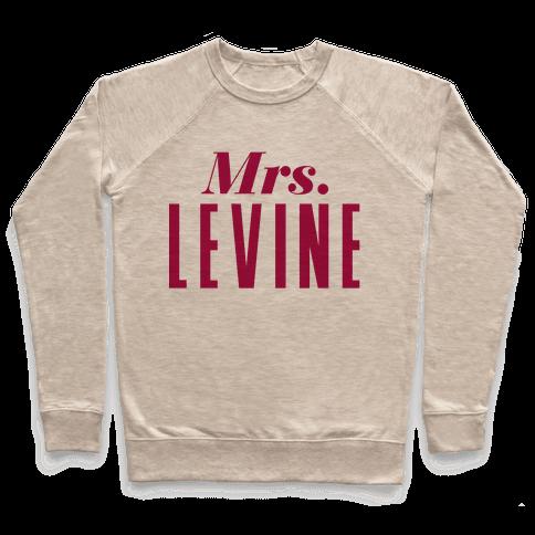 Mrs. Levine Pullover