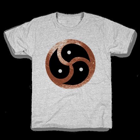 BDSM Logo Kids T-Shirt