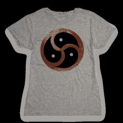 BDSM Logo Womens T-Shirt