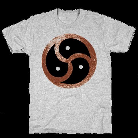 BDSM Logo Mens T-Shirt