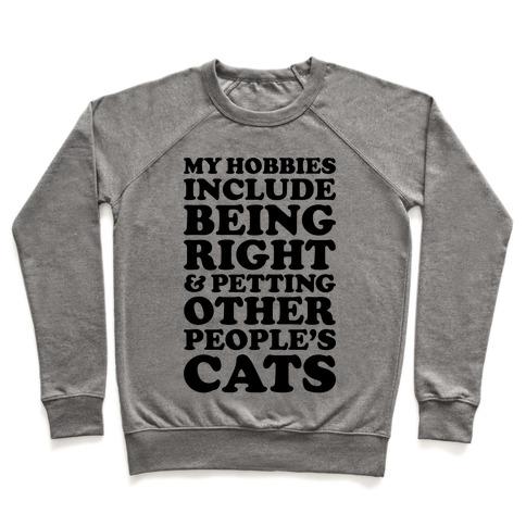 Hobbies Pullover