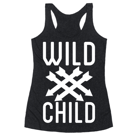 Wild Child Racerback Tank Top