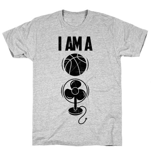 Basketball fan Mens T-Shirt