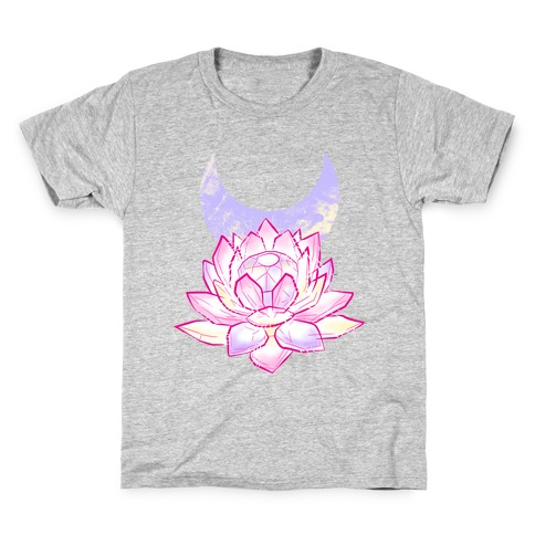 Silver Imperium Crystal Kids T-Shirt