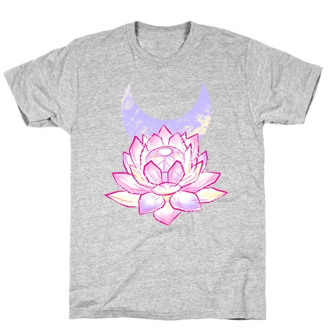 Silver Imperium Crystal T-Shirt