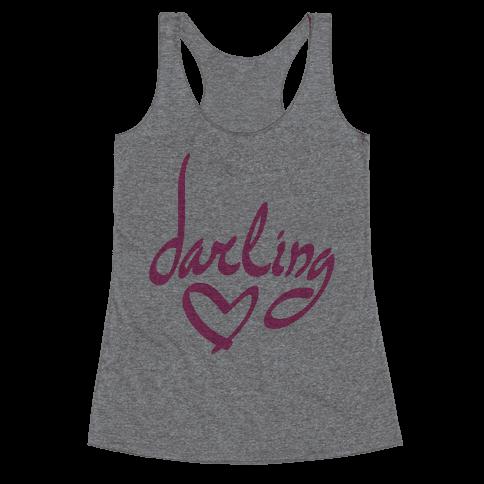 Darling Racerback Tank Top