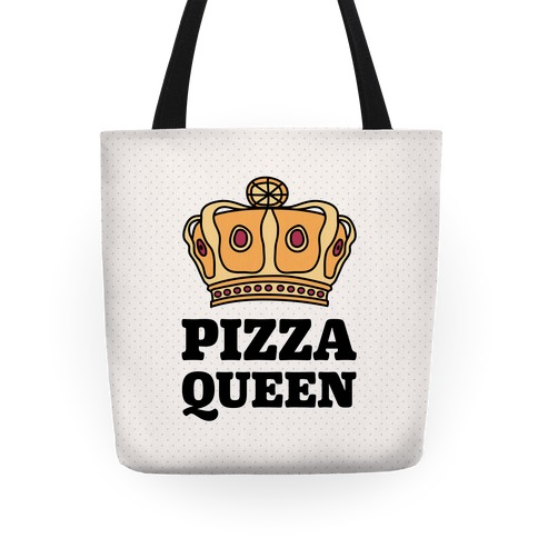 Pizza Queen Tote