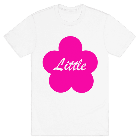 Little Sister Mens T-Shirt