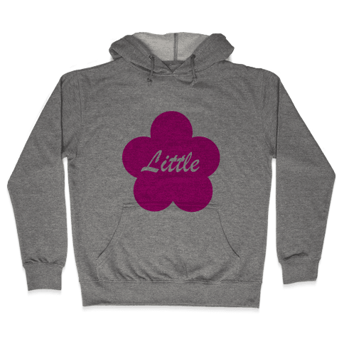 Little Sister Hooded Sweatshirt