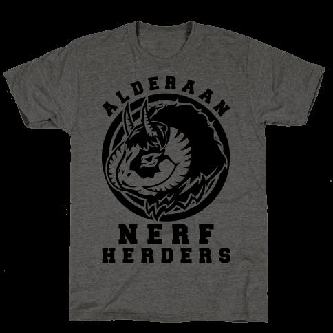 Alderaan Nerfherders Mens T-Shirt
