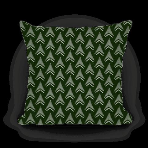 Green Arrow Pattern