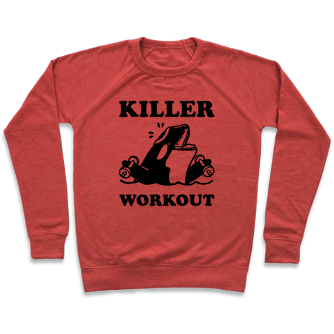 Killer Workout (Orca) Pullover