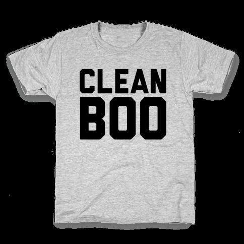 Clean Boo Kids T-Shirt
