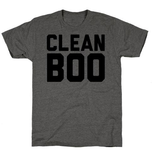 Clean Boo T-Shirt