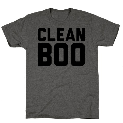 Clean Boo T-Shirt