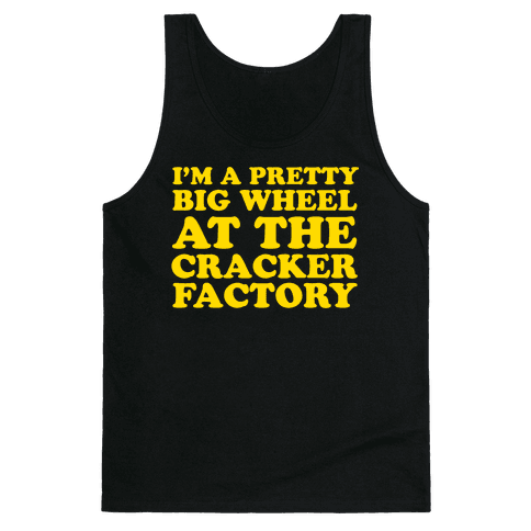 Big Wheel at the Cracker Factory Tank Top