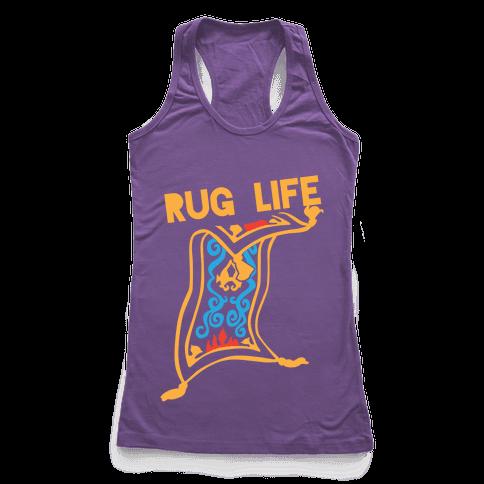 Rug Life (Tank) Racerback Tank Top