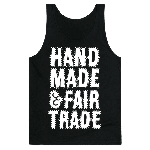 Handmade & Fair Trade Tank Top