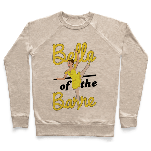 Belle of the Barre Pullover