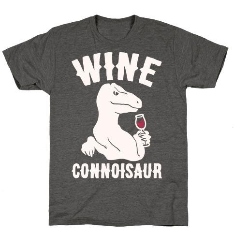Wine Connoisaur T-Shirt