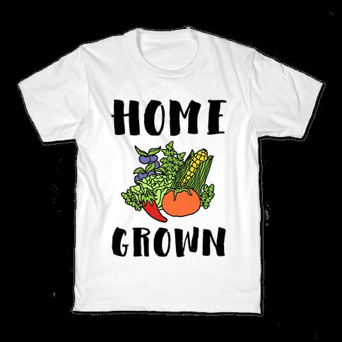 Home Grown Kids T-Shirt