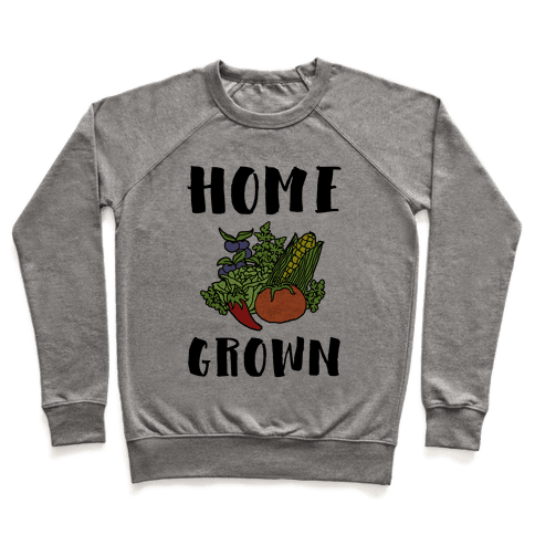 Home Grown Pullover
