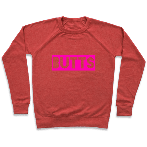 Butts Pullover